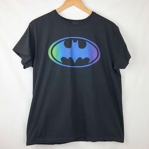 Batman Black Graphic Tee - Size L
